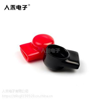 人禾电子PVC 22mm蓄电池连接铜排保护套,蓄电池连接片绝缘保护套
