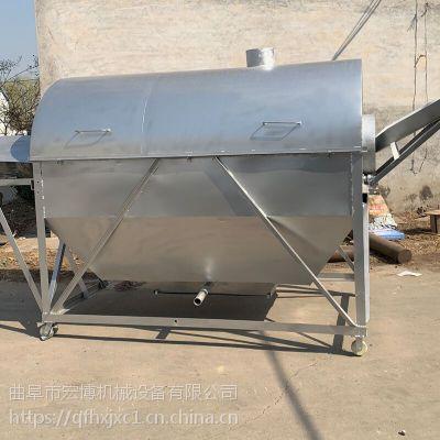 大豆炒料机 瓜子大豆炒货机 电加热型炒货机