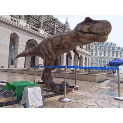 仿真侏罗纪恐龙模型出租会动恐龙租赁公司