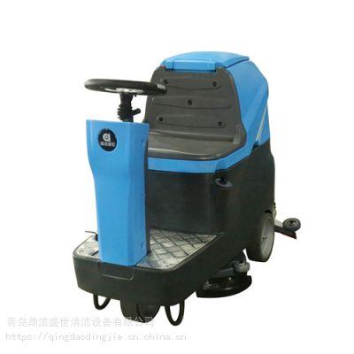 山东全自动驾驶式洗地机DJ860M