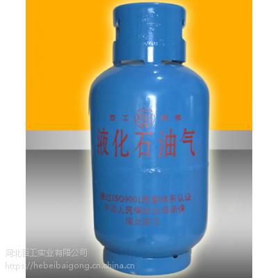 家用液化气罐厂家 液化气钢瓶价格 百工钢瓶