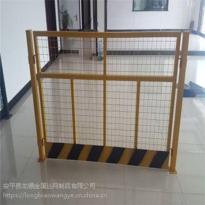 安全施工标识护栏 基坑防护栏 城市施工道路隔离栏