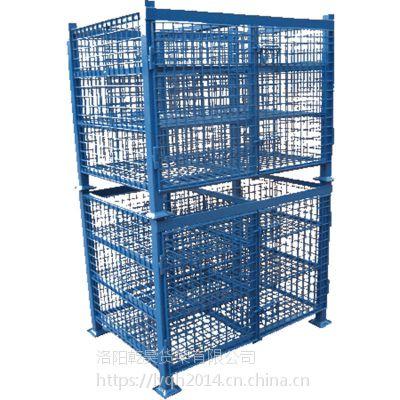 洛阳乾昊 产地货源直供可插式周转箱欢迎订购