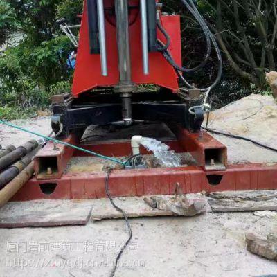 岩前公司提供南平打井钻井价格 深水井最新报价