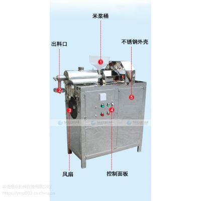 SZ-60小型米线机 多功能全不锈钢米线机