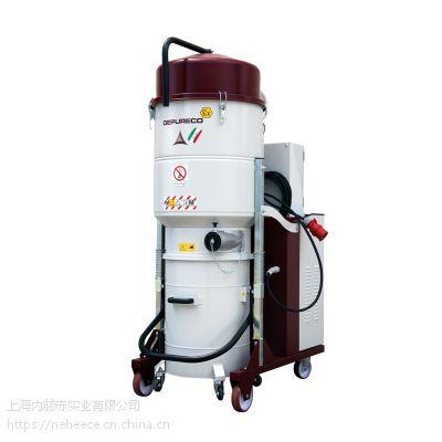 意柯西工业吸尘器8.5KW大功率进口400V真空除尘机/车间工厂PUMA12