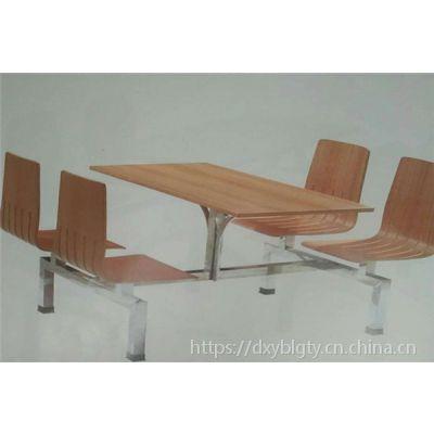 曲木椅饭堂餐桌_不锈钢饭堂餐桌价格_玻璃钢餐桌厂家