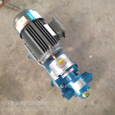 重油输送泵ZYB33.3铸铁电动齿轮泵泊海厂家直销