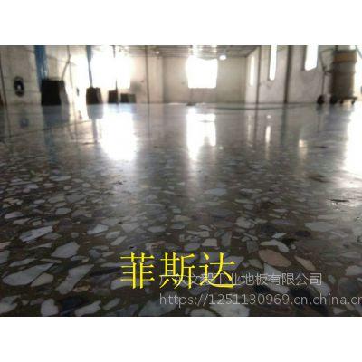汝湖厂房地面抛光—三栋水磨石固化处理、专业起灰处理