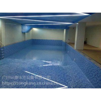 纵康钢结构泳建造,比传统泳池建造少一半时间