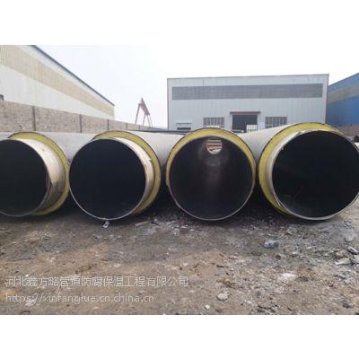 鑫方略DN250地下直埋保温钢管Q235