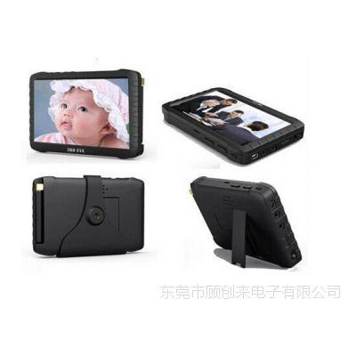 5.8GHZ 迷你无线高清CCTV航拍DVR接收机(5英寸屏,3200毫安时)