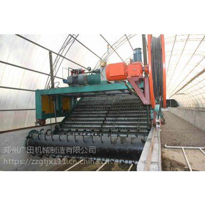 郑州广田有机肥设备配置的具体工艺要求