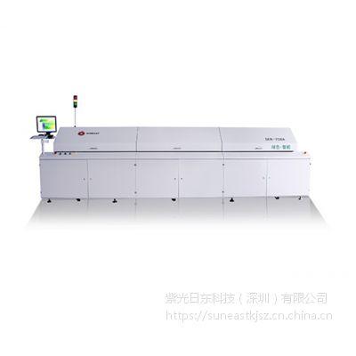 日东IPC-710A无铅热风回流焊机风冷