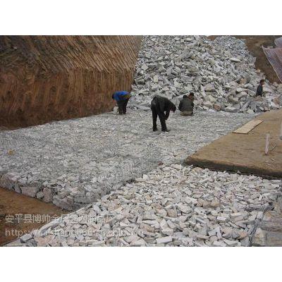 东北三省河道治理铅丝石笼供应生产厂家