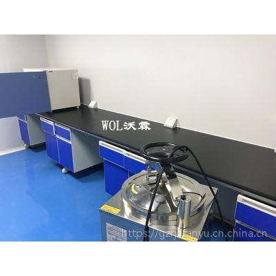 PVC实验室工程布局 规划 建设 WOL