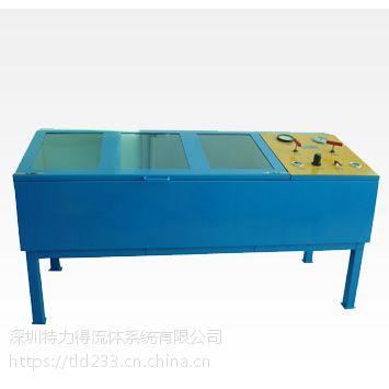 特力得手动胶管测试台,操作界面简洁方便、维护简单
