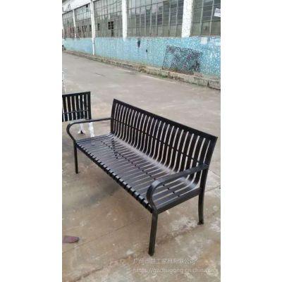 楚工不锈钢户外休闲座凳