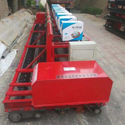 东硕机械SYZP-6自动行走摊铺机自动纠偏混凝土摊铺机