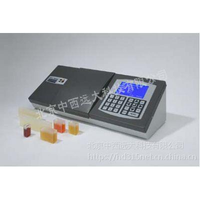 中西 全自动色度测定仪 型号:QY11/DRT- 195-1库号:M210502