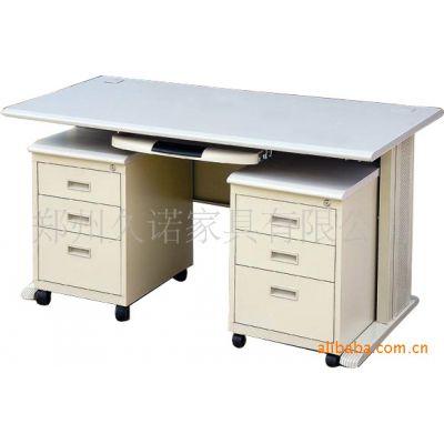 河南电脑桌电脑台式桌厂家直销,安阳办公家具电脑桌,安阳钢制电脑桌,