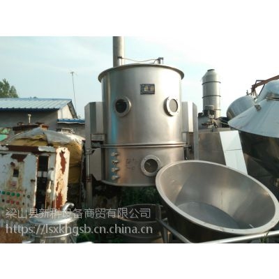 出售食品和饲料添加剂专用干燥设备 ,常州产不锈钢150二手高效沸腾干燥机