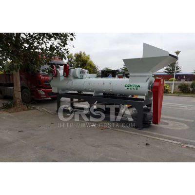 直卖CRSTA塑料瓶脱纸机HJ800饮料瓶标签纸分离设备