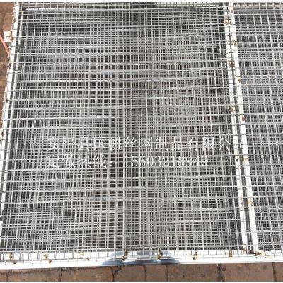 南通不锈钢围栏网厂 公路焊接护栏网 不锈钢防护网价格