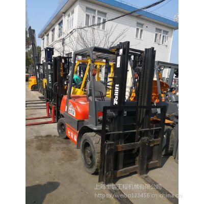 3吨叉车 合力杭州 tcm内燃式柴油叉车 3吨柴油叉车出售