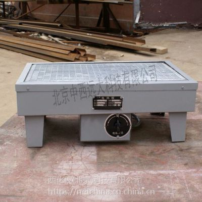 中西 DYP 可调电热板/碳化硅电热板 型号:VN89-SB-3.6-4库号:M46914