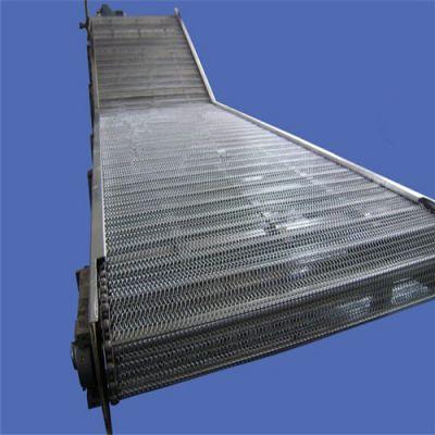 本溪模块式网带输送机 食品专用输送机