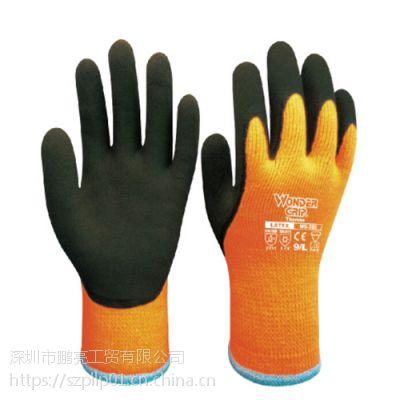 多给力WG-380户外冰库作业防寒手套保暖防寒防滑舒适灵巧优异抓握力