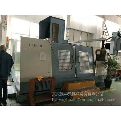 9成新 安装少用台湾大力MCV-1700立式加工中心