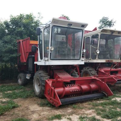 全自动小型玉米青储机 大型养殖饲料粉碎收获机厂家直销