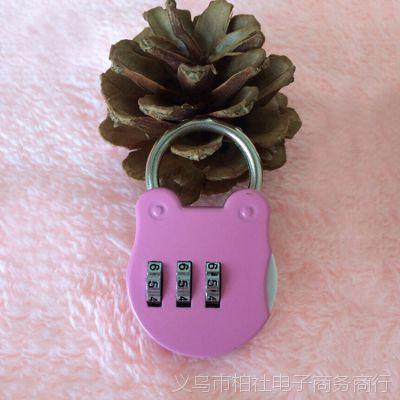 密码锁 箱包防盗锁 旅行箱行李箱拉杆箱托运箱密码锁 海关锁挂锁