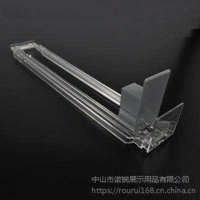 中山模具注塑加工 零售商品展示架 推进器生产厂家