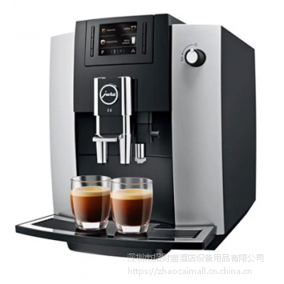 JURA E6全自动咖啡机