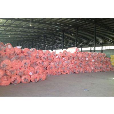 A级不燃彩色玻璃棉卷毡生产厂家-每平米含税价格