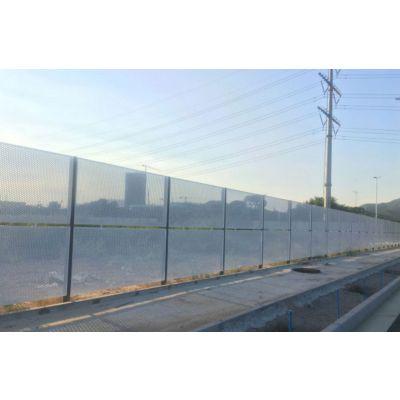 广东沿海地区抗台风专用1.2厚穿孔镀锌冲孔板围挡围栏透风超强价格便宜