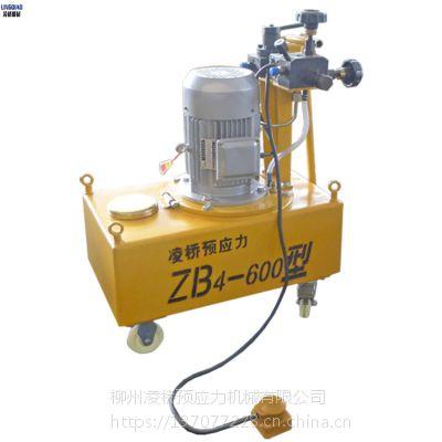 厂家直销 液压油泵 可定制大小 张拉设备