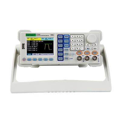 中创ET3310/25/40/60/70双通道函数/任意波形发生器