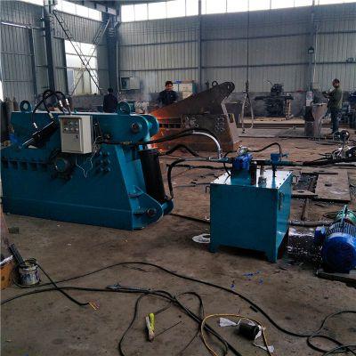 63吨液压金属剪切机 废钢剪切机多少钱 800吨龙门剪 全自动金属切断机