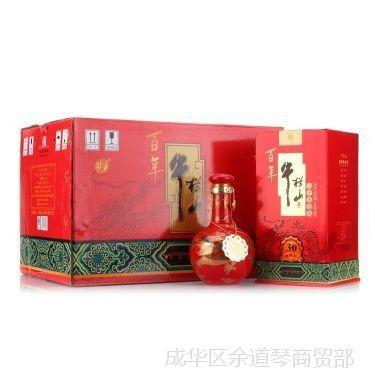 牛栏山珍品盛世红30年 53度百年三十年窖藏清香型500ml 白酒批发
