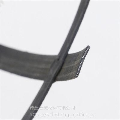 汉沽 凸结点60kn钢塑土工格栅 双向钢塑土工格栅厂家