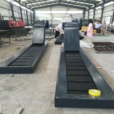 南宁数控车床导轨钢板防护罩