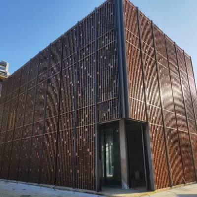 长治冲孔铝单板幕墙价格优惠 冲孔铝单板厂家