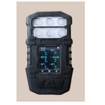 厂家供应便携式HENGJIA-HS318标配四合一气体检测报警器