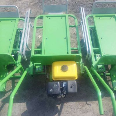 运输苗床土用履带手推车农业园林可移动自卸车卡博恩