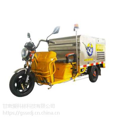 甘肃兰州地区供应车载式高压冲地机洒水机易尔K11
