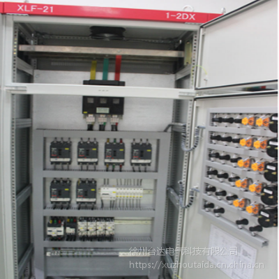 台达自动化控制动力柜 设计改造生产